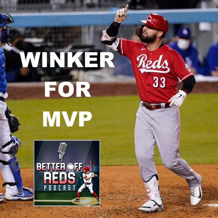 S1E6 – Jesse Winker for MVP