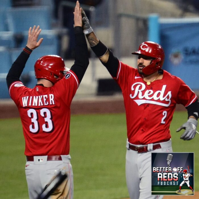 S1E7 – The Reds take on Chicago (and win!)